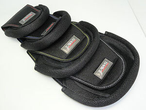 4 JAWS SPINNING Cover Pouch size S M L XL FOR Daiwa Okuma Quantum Shimano reels