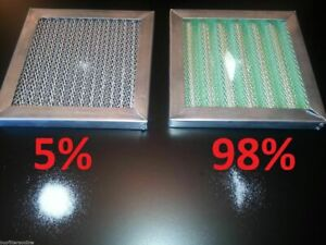 THE PERFECT HOME PLEATED AIR FILTER WASHABLE PERMANENT REUSABLE FURNACE OR AC