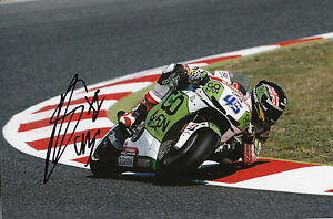 Scott Redding Hand Signed GO&FUN Honda Gresini 12x8 Photo 2014 MotoGP 3.