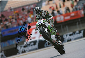 Scott Redding Hand Signed GO&FUN Honda Gresini 12x8 Photo 2014 MotoGP 8.