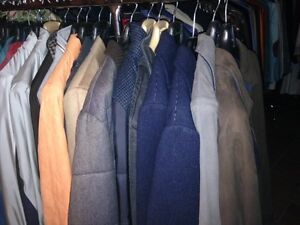 NEW LOT OF 50 KITON NAPOLI BLAZER COAT AND OVERCOAT CASHMERE VICUNA COTTON