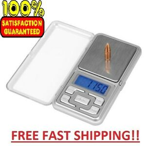 Frankford Arsenal Super Accurate Digital Scale DS-750 LCD Reloading Tools