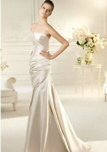 White One Designer Wedding Dress