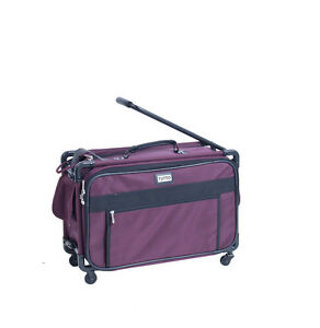 Tutto 22quot; Maximizer Collapsible Carry On Suiter Luggage 4022RST Burgundy $135.00