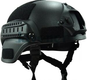 MICH2000 Simplified Action Safety Military Tactical Combat Helmet For Airsoft