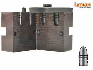 Lyman Two Cavity RN GC Mold * 2660438 * 44gr 22cal * New!