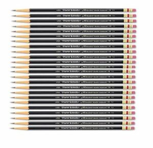 Paper Mate Mirado HB #2 Black Warrior Woodcase Pencil 60 count Model PAP2254