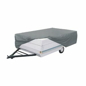 Classic Accessories 80-212-301001-00 Overdrive PolyPro I Folding Camping Trailer