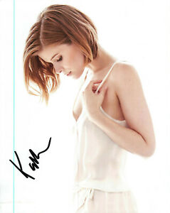 *HOT* Kate Mara Signed Photo EXACT PROOF House of Cards Fantastic Martian