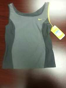 Nike Race Fit Women Camisole T-Shirt Jersey NWT NEW **SMALL** PROMOTION ON SALE