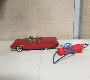 thunderbird convertible remote controlled