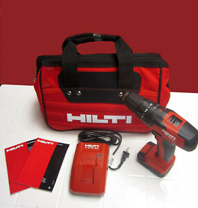 HILTI SF 2H A HAMMER DRILL COMPLETE KIT, NEW MODEL, WITH HILTI BAG, FAST SHIP