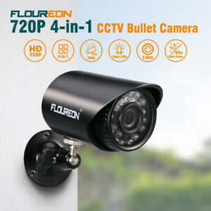4CH Wireless CCTV 1080P DVR Outdoor WIFI IP Camera Security Camera NVR System US