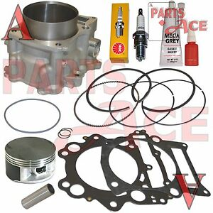 Yamaha Grizzly 660 660cc Standard Bore Cylinder Piston Gasket Kit Set 2002-2008