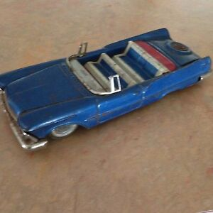 tin friction imperial 1958 convertible rare