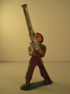 barclay lead toy soldier figure ant aircraft