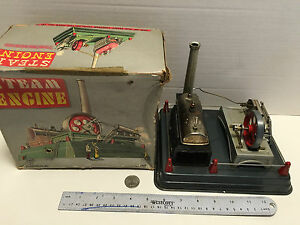 linemar toys co live steam engine japan missing