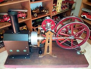 wiggers hh 83 450 stirling engine stirlingmotor