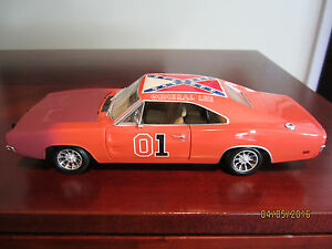 1 18 scale 1969 dodge charger general lee