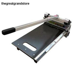 Bullet Tools 13 in. EZ Shear Laminate Flooring Cutter for Pergo Wood Dust Free