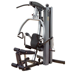 Body-Solid Fusion 500 Personal Trainer 310 lb. stack
