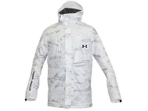 UNDER ARMOUR Scent Control ColdGear® Infrared Gunpowder Jacket LARGE