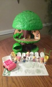 vintage kenner 1970 s tree tots family tree