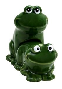 Big Mouth Toys Froggy Style Salt & Pepper Shakers