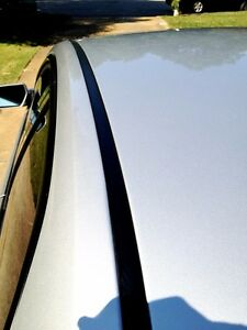 For 2002-2006 TOYOTA CAMRY BLACK ROOF TRIM MOLDING KIT