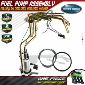 Fuel Pump w Sending Unit Assembly E3622S For Chevy GMC C K 1500 2500 3500 96 97