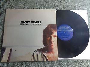 BARRY MILES SILVERLIGHT MAGIC THEATER LONDON PS 661