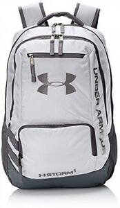 Under Armour Storm Hustle II Backpack White (100) One Size