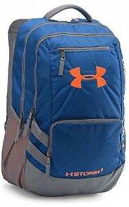 Under Armour Storm Hustle II Backpack Royal (402) One Size