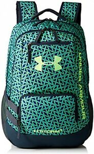 Under Armour Storm Hustle II Backpack Caspian (404) One Size