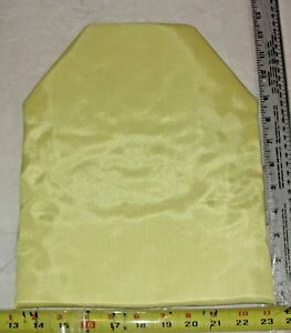 10x12 Shooter Cut Level IIIA Stand Alone Body Armor Plate Bullet Proof Insert $75.00