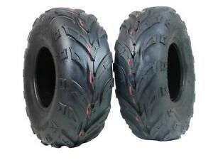 2 MASSFX 145 70 6 Front Rear Tubeless Tires 70 90 110cc Taotao Quad ATV Go Kart $42.00