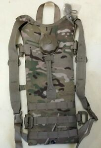 Military issued Molle ACU 100 oz Hydration Water Carrier with Bladder **NEW**