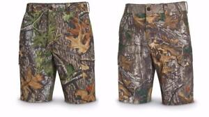 New Under Armour Fish Hunter Camo Shorts Quick Dry Water Shorts 3436384042