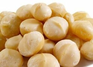 MACADAMIA NUTS  2 LBS. WHOLE LARGE FREE SHIPPING