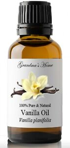 Vanilla Essential Oil 100% Pure and Natural Free Shipping US Seller $8.49