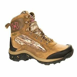 Under Armour 1268490 946 Women's Wall Hanger Boot Realtree Hunting BOOTS Sz 8