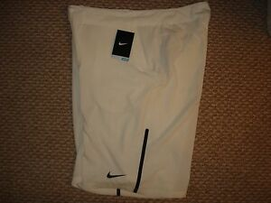 NWT Nike Nadal Finals 2012 French Open Tennis Shorts 446923-101 Large RARE