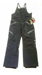 Under Armour Nimbus Bib Gore Tex Snow Pants Men's 3XL wRECCO MSRP $600 NWT