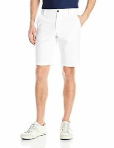 Under Armour Match Play Golf Shorts White