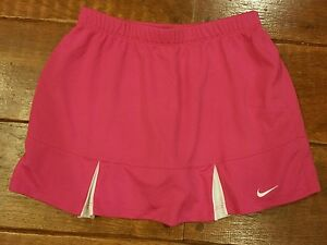 NIKE FIT DRY GIRL YOUTH ATHLETIC APPAREL SKIRT SKORTS SHORTS SIZE XL (16)