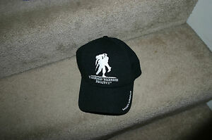 Rare Under Armour Wounded Warrior Project Black Golf Hat Adjustable Hardly Used