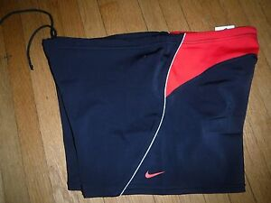 VINTAGE 1970-80's NIKE Running Mens Shorts SMALL track Prefontaine MARATHON SWIM