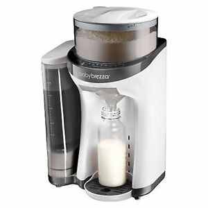 Baby Formula Dispenser Automatic Pro One Step Food Maker White Powder Mixer New