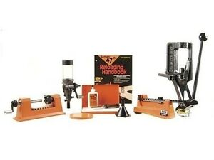Lyman Crusher 2 Single Stage Press Expert Kit 7810120
