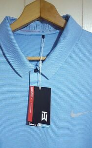 Tiger Woods Collection Nike Dri-Fit Golf Polo Shirt: 2XL (NWT) 648719